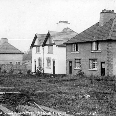 Bidford on Avon.  Arbour Estate