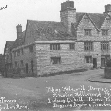 Bidford on Avon.  Falcon Tavern