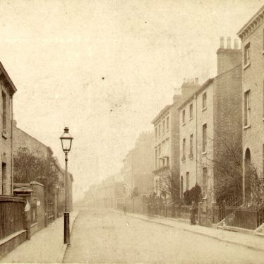Rugby.  Pennington Street