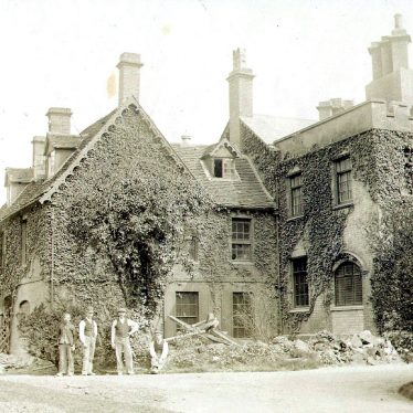 Lighthorne Old Rectory Our Warwickshire