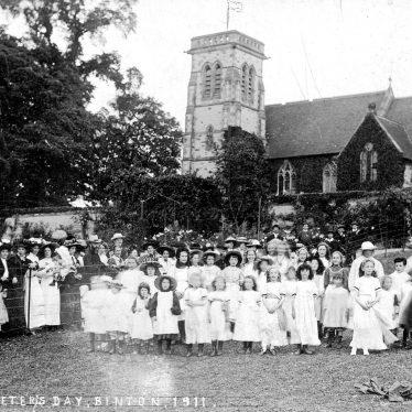 Binton.  Church