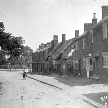 Pailton.  Rugby Road