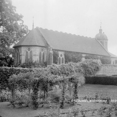 Birdingbury.  St Leonard's Church