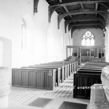Chesterton.  St Giles' Church