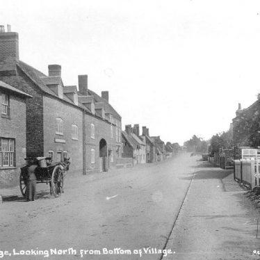 Brinklow.  Village scene