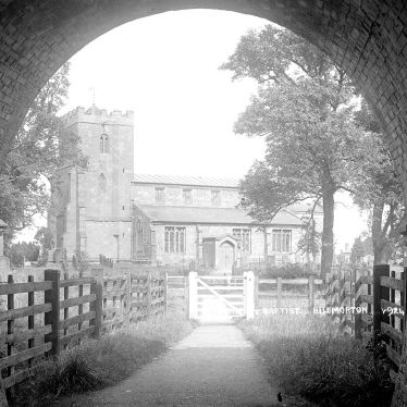 Hillmorton.  Saint John the Baptist Church