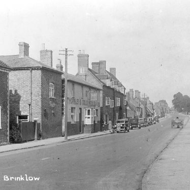 Brinklow.  Main Street