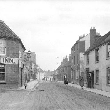 Alcester.  Evesham Street
