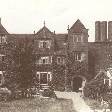 Wolston.  Priory