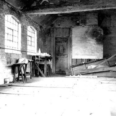 Alcester.  Bodkin Factory in Malt Mill Lane