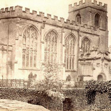 Stratford upon Avon.  Guild Chapel