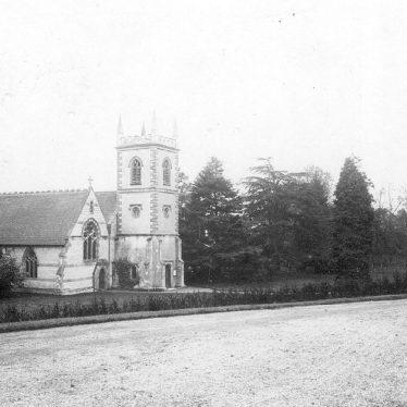Arrow.  Church