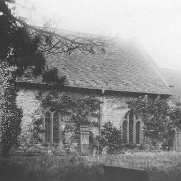 Brownsover.  Church