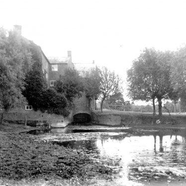 Little Lawford.  Mill