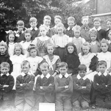 Wolston.  School group