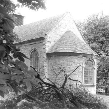 Billesley.  All Saint's Church
