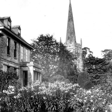 Ladbroke.  All Saint's Church