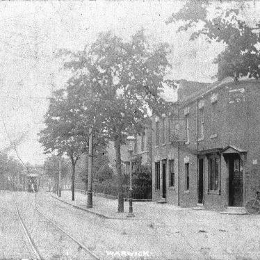 Warwick.  Emscote Road