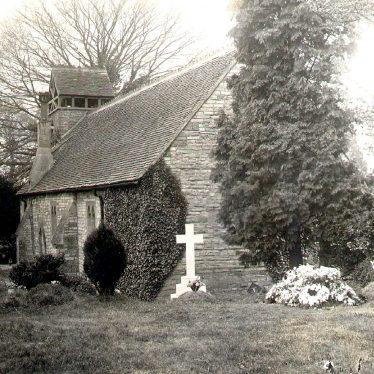 Bearley.  St Mary's Church