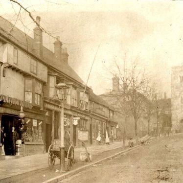 Warwick.  West Street