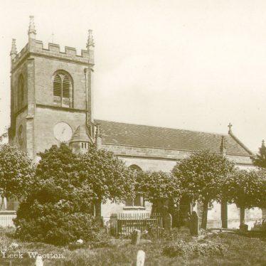 Exhall, nr Coventry.  Parish Church