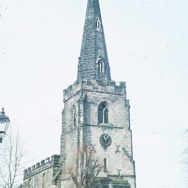 Newton Regis.  Church