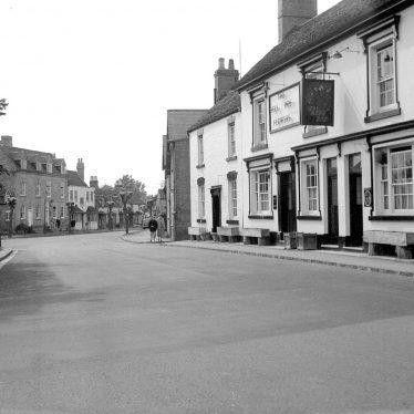 Tanworth in Arden.  Bell Inn