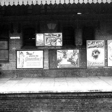 Stratford upon Avon.  Railway Station