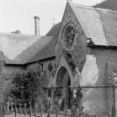 Ullenhall.  New Church
