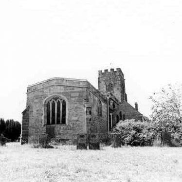 Church of St John the Baptist, Middleton