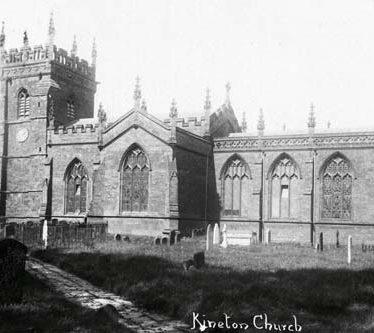 Church of St Peter, Kineton