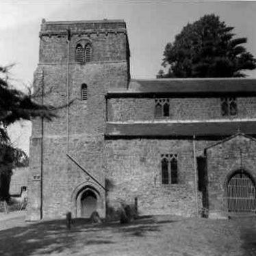 Church of St Peter, Wormleighton