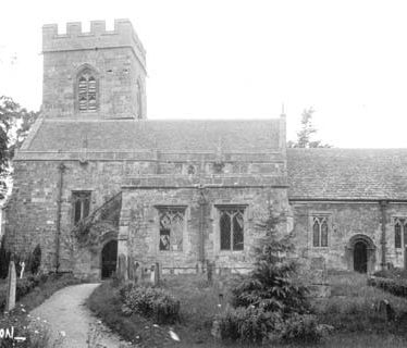 Church of St Martin, Barcheston