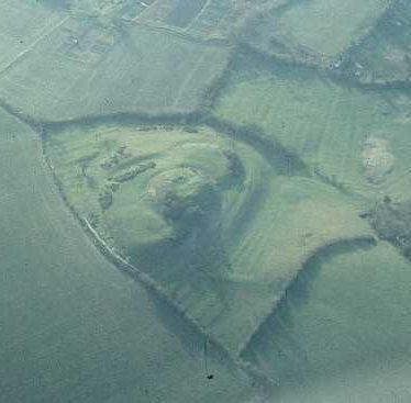 The Castle, Castle Hill, Upper Brailes