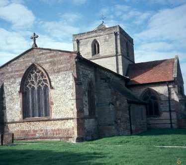 Church of St Margaret, Wolston