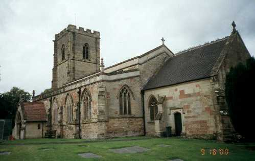 St John the Baptist Church, Wolvey | Warwickshire County Council