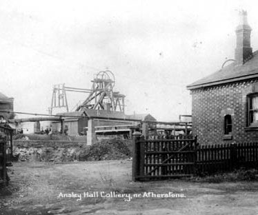 Site of Ansley Hall Colliery