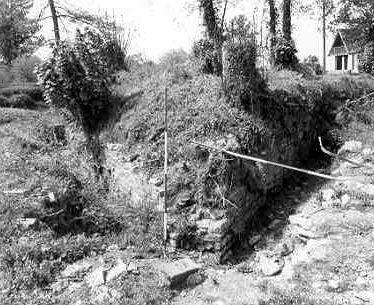 Site of Grange Mills, Bidford on Avon.