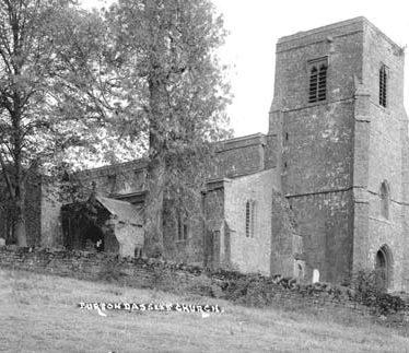 All Saints Church, Burton Dassett
