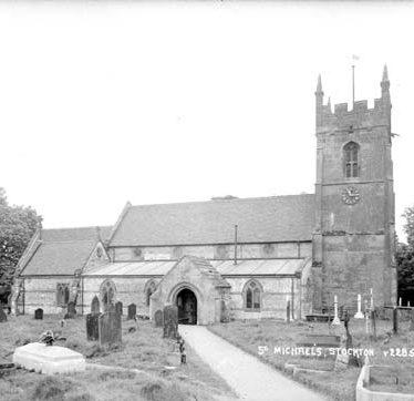 Church of St Michael, Stockton