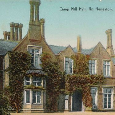 Camp Hill Hall