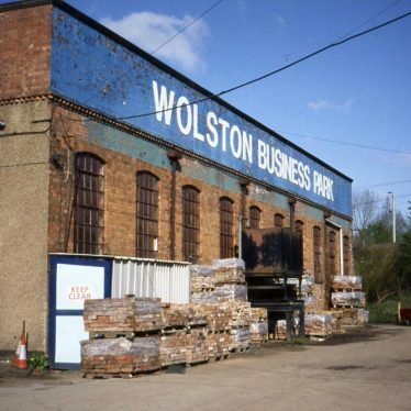 Wolston Celluloid Factory