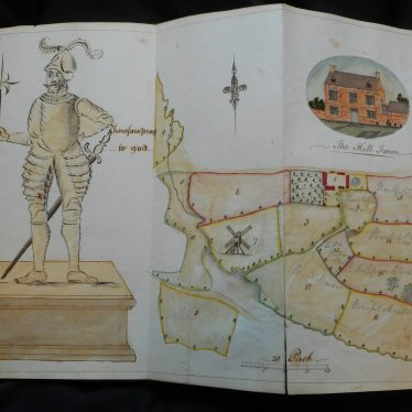 A Beautiful View: Thomas Buckle's Book of Maps