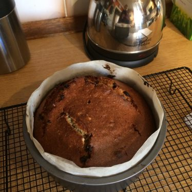 The Heritage Cooking Challenge: Luncheon Cake