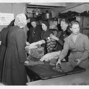 The Women's Voluntary Service in Wartime Warwickshire