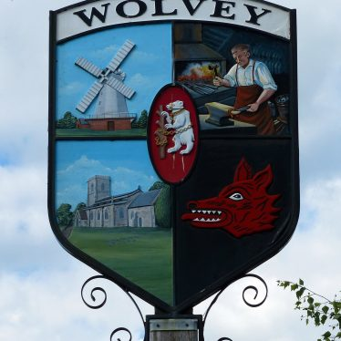 Wolvey Before the Norman Conquest