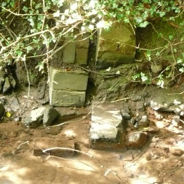 Site of Watermill 200m SW of Cryfield Grange
