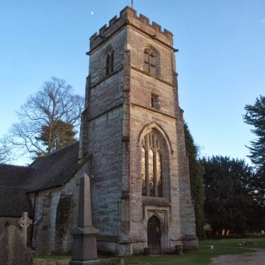 St Giles, Packwood