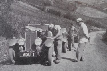 Donald Healey: The Triumph and War Years