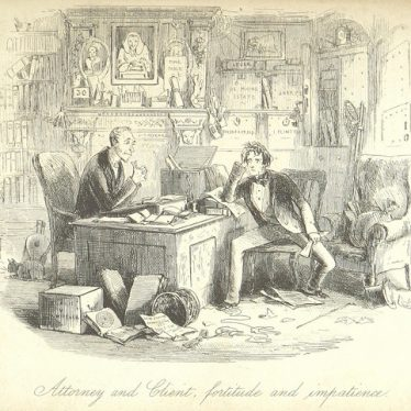 'The Whereabouts of Elizabeth Wynn': A Mystery of Dickensian Proportions